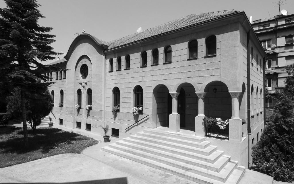 Нови парохијски дом